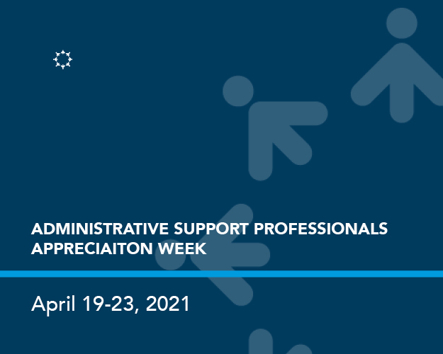 Administrative Support Professionals Appreciation graphic