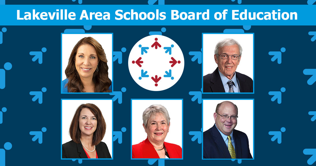 Board of Education member portraits